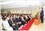 松山教会礼拝