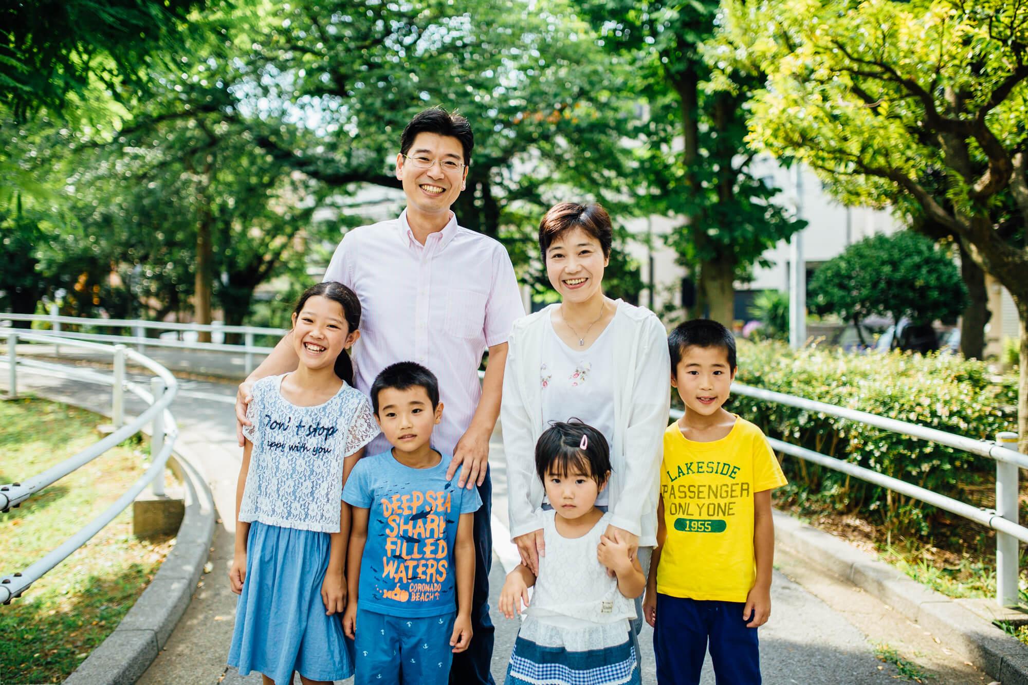 高橋家庭の写真