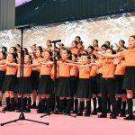 中高生「ピュアウォーター」によるエンターテイメント|世界平和統一家庭連合公式サイト