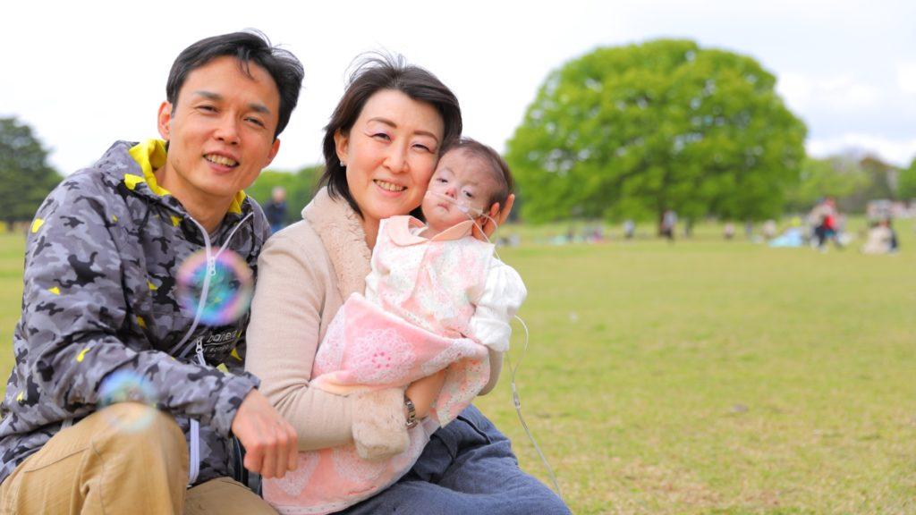 世界平和統一家庭連合公式サイト|Family Snap: 谷家庭(前編)