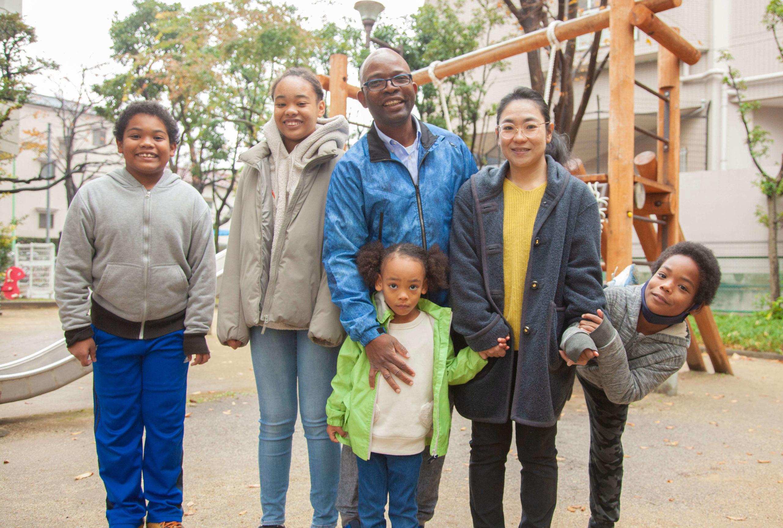 上村家庭 前編の写真