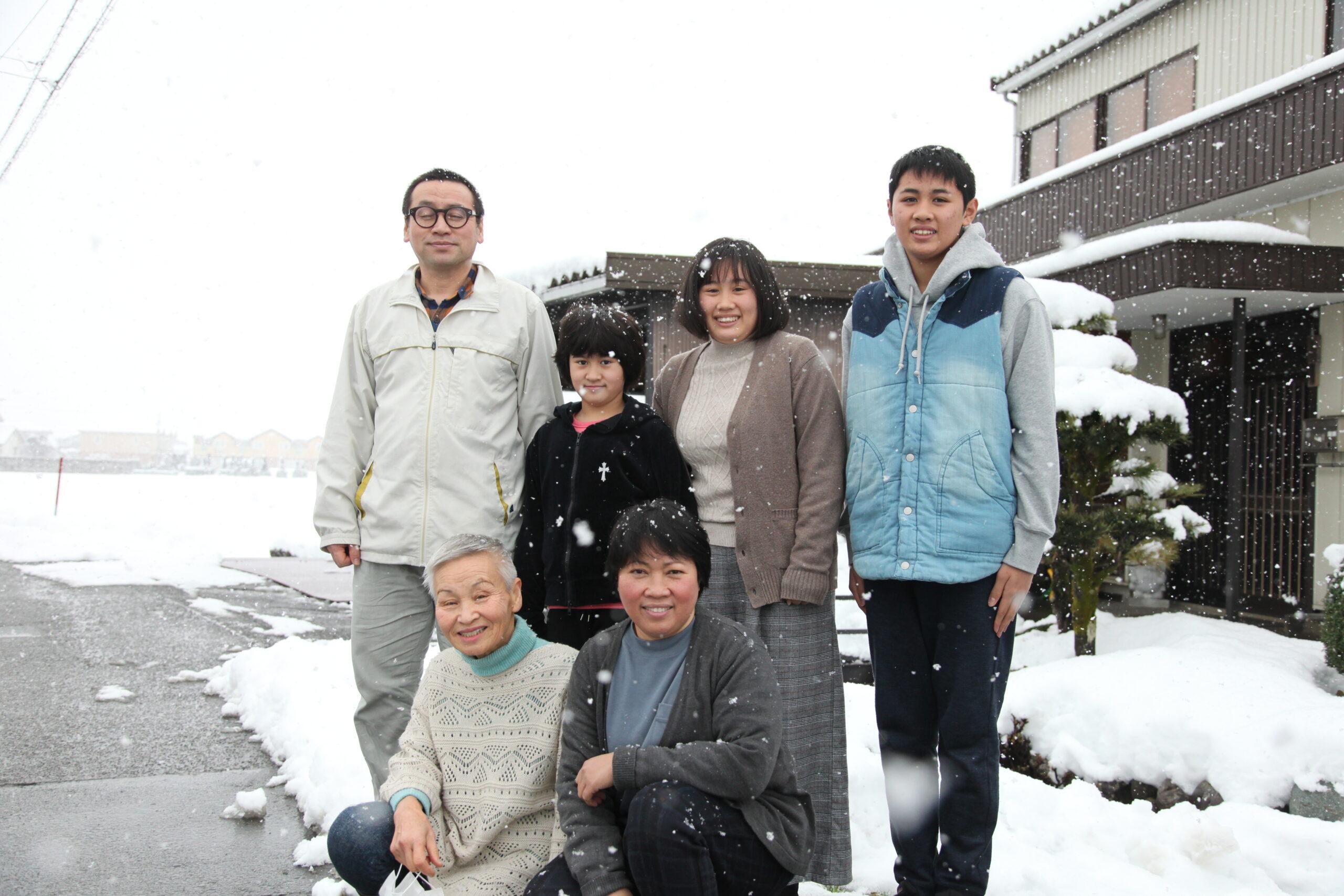 高田家庭【後編】の写真